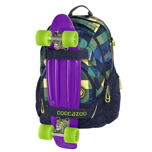 "Plecak Coocazoo CarryLarry II ""Lime District"", model SOLID"