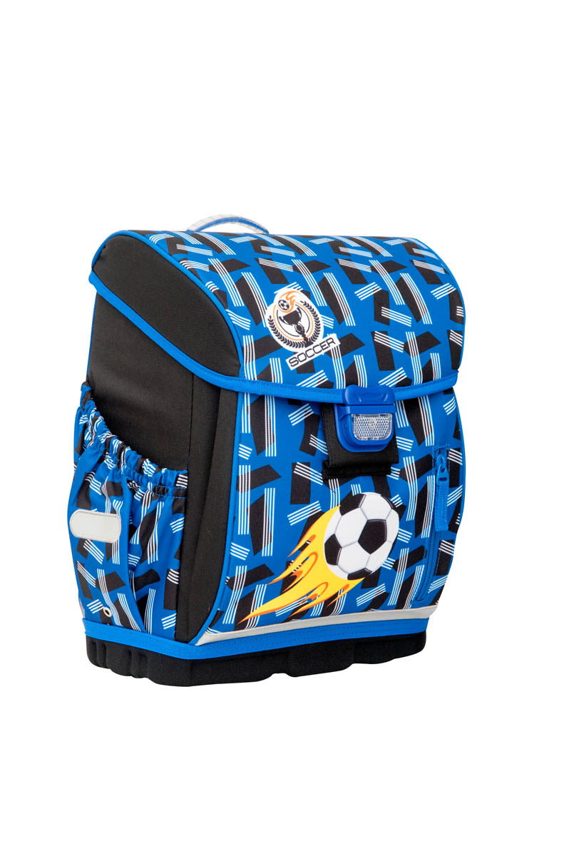 """cc69aaba828 Tornister Hama """"Blue Soccer"""""""